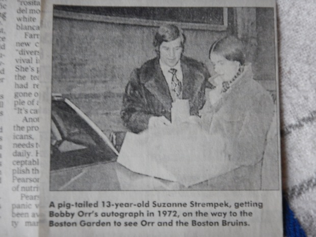Bobby Orr and me